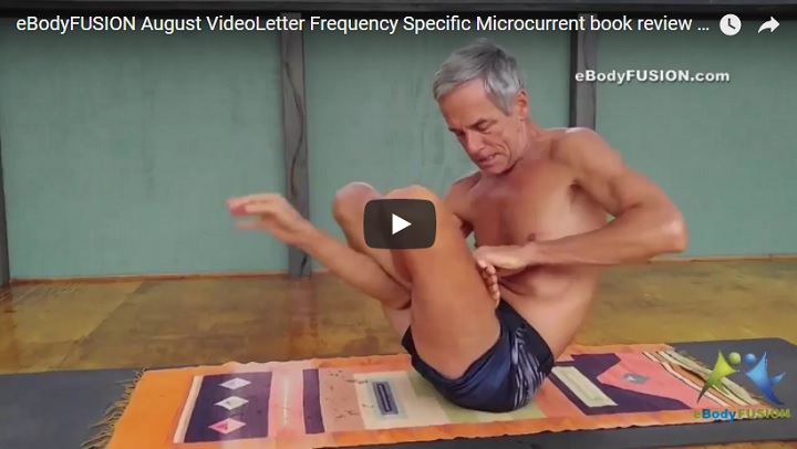 eBodyFUSION News August 2017 – Frequency Specific Microcurrent Book Review