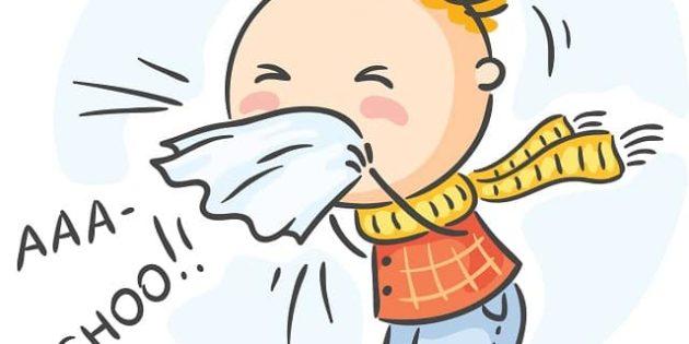 SCENAR for Colds flue coughs