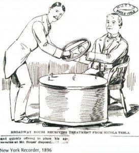 FSM and Tesla Electrotherapy Medicine