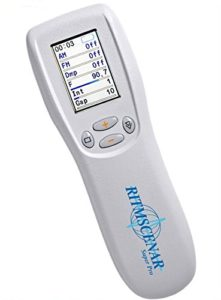 RITM SCENAR DENAS ENART Microcurrent device pain relief