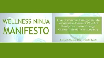 Wellness Ninja Manifesto Health Coaching