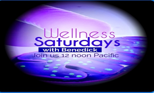Free Health Coaching Videos from Wellness Saturdays with Benedick