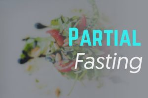 Health Tip: Partial Fasting
