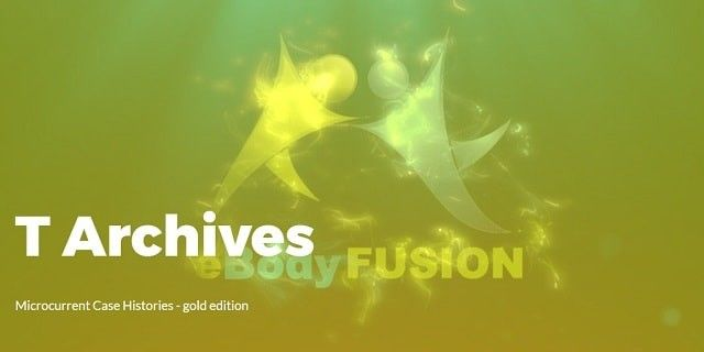 eBodyFUSION T  Archives gold edition